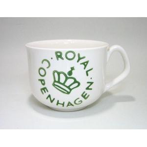 ロイヤルコペンハーゲン ニューシグネチャー ビッグマグカップ 480cc グリーン
