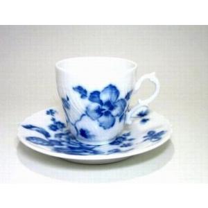 リチャードジノリ・ローズブルー コーヒーC/S (L)|eins