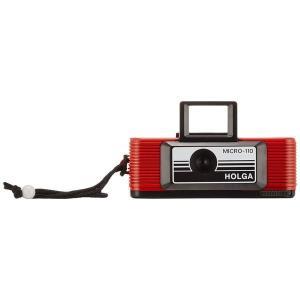 HOLGA micro 110 レッド フィルム無し HOLGAmicro110R