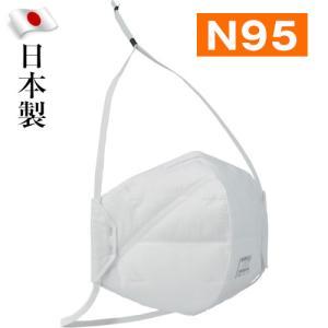 シゲマツ N95マスク 二つ折り 10枚入 DD02-N95-2K 日本製