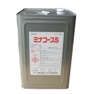 日本化薬 ミナコースS 15kg 一斗缶 (代引不可)