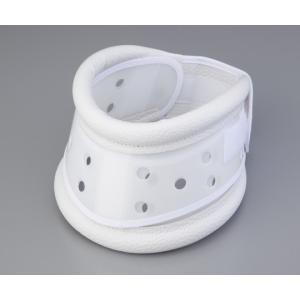 ●高さ調節できますので、頸部をしっかり固定できます ●マジックテープで簡単に着脱でき、ムレ防止の通気...