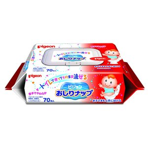 ピジョン トイレで使ってそのまま流せるおしりナ...の関連商品4