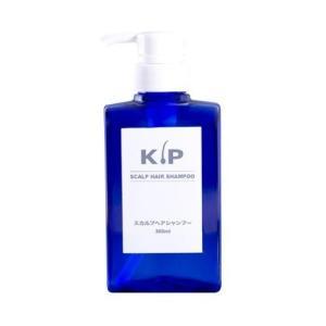 KIP スカルプヘア シャンプー  頭皮を優しく洗い上げ、髪にハリ・コシを与えるノンシリコンシャンプ...