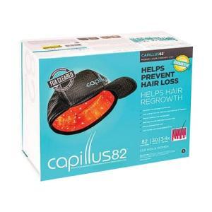 カピラス 82(Capillus 82) [ 低出力レーザー器 / 頭皮ケア / キャプラス / カ...