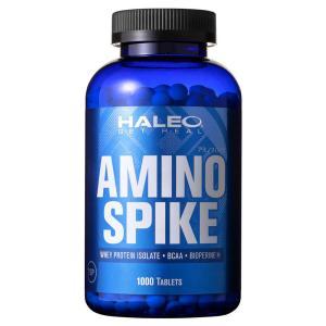 HALEO アミノスパイク AMINO SPIKE 1000タブレット 【アミノ酸 ハレオ EAA ...