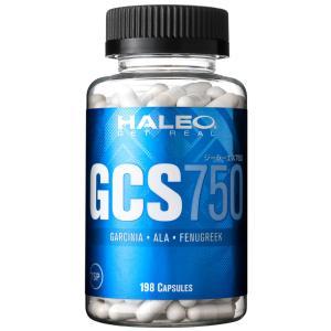 HALEO GCS750 198カプセル 【ハレオ サプリメント アルファリポ酸 ガーシトリン アミ...