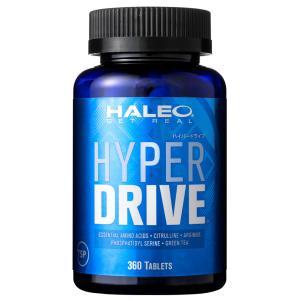 HALEO ハイパードライブ HYPER DRIVE 360タブレット 【スポーツアシストサプリメン...