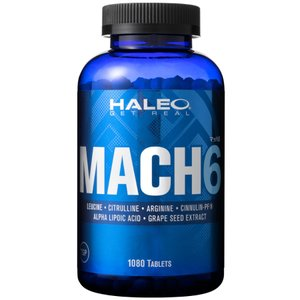 HALEO マッハ6 MACH6 1080タブレット 【スポーツアシストサプリメント ハレオ アミノ...