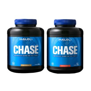 HALEO チェイス CHASE 3kg 【ハレオ プロテイン ホエイプロテイン たんぱく質 END...