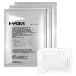 資生堂 ナビジョン NAVISION HAフィルパッチ 3包入|eisin1