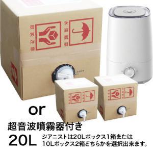 次亜塩素酸水対応噴霧器セット 高濃度500ppm  20Lジアニスト パーフェクトセ ット|eisin1|02