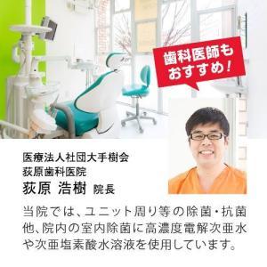 次亜塩素酸水対応噴霧器あり 次亜塩素酸 500ppm ジアニスト  20L 2個特別セット|eisin1|08