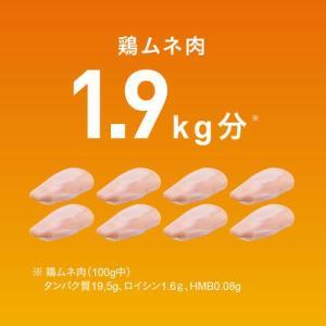 【消費期限2019年12月】HMB サプリメント 180粒 2袋セット 45,000mg さらに1袋おまけ|eisin1|06