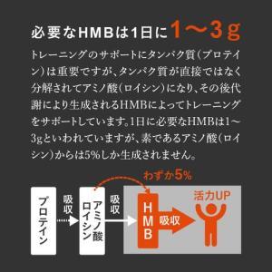 【消費期限2019年12月】HMB サプリメント 180粒 2袋セット 45,000mg さらに1袋おまけ|eisin1|08