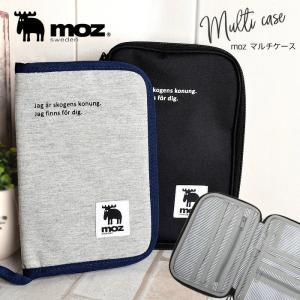 moz パスポート ケース マルチケース モズ ツイード マルチポーチ 北欧 メール便対応 /SD7...