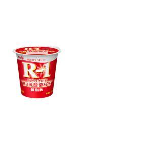 明治プロビオヨーグルトR-1低脂肪 12個の商品画像