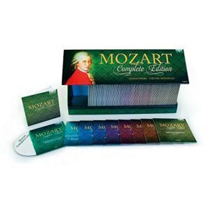 モーツァルト 作品全集 CD 170枚組 代金引換お届け