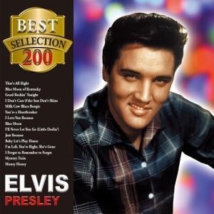 エルヴィス・プレスリー ベストセレクション CD10枚組 - 映像と音の友社