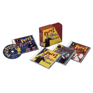 マンボの王様 ペレス・プラード全集 CD 4 枚組 - 映像と音の友社