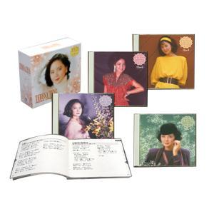 テレサ・テン オリジナル・コレクション CD 4枚組 - 映像と音の友社