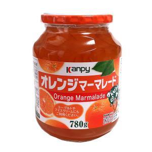 【キャッシュレス5%還元】加藤産業 カンピー オレンジマーマレード 780g ×3個【イージャパンモール】|ejapan
