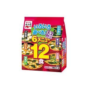 株式会社永谷園 永谷園 みそ汁太郎 12食 ×5個【イージャパンモール】|ejapan