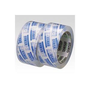 積水化学 透明強力梱包テープ 48ミリ巾 P83...の商品画像