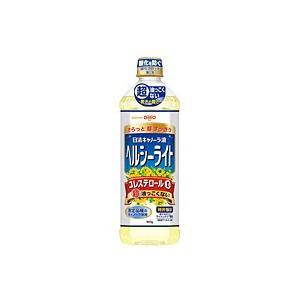 【キャッシュレス5%還元】日清オイリオグループ 日清 キャノーラ油 ヘルシーライト 900g ×8個【イージャパンモール】|ejapan