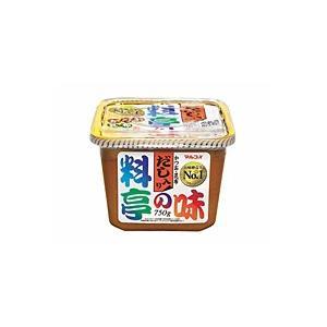 【キャッシュレス5%還元】マルコメ株式会社 マルコメ 料亭の味 カップ 750g ×8個【イージャパンモール】|ejapan