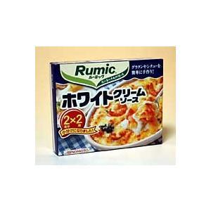 【キャッシュレス5%還元】味の素 ルーミック ホワイトクリームソース 2皿分x2袋 ×10個【イージャパンモール】|ejapan