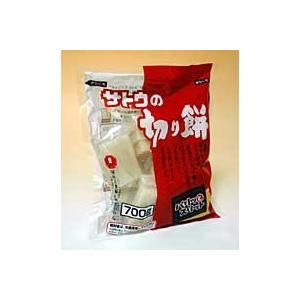 【キャッシュレス5%還元】佐藤食品 サトウの切り餅パリッとスリット 700g ×10個【イージャパンモール】|ejapan
