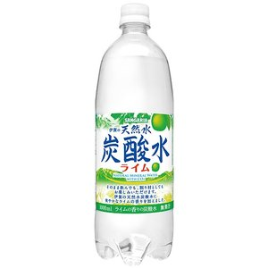 (株)日本サンガリアベバレッジカンパニー 天然水炭酸水ライム ×12個【イージャパンモール】|ejapan