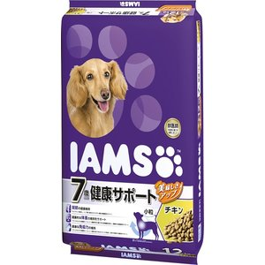 アイムス 7歳以上用 健康サポート チキン 小粒 12kg【イージャパンモール】|ejapan