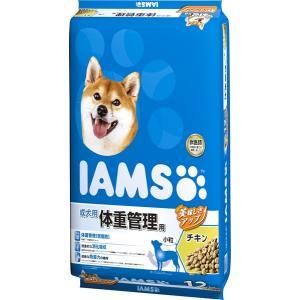アイムス 成犬用 体重管理用 チキン 小粒 12kg【イージャパンモール】|ejapan