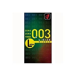 オカモト 003ゼロゼロスリー ラージサイズ(10個入)【コンドーム】 ×3個【イージャパンモール】|ejapan