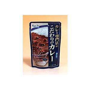 【送料無料】ハチ食品 こだわりのカレー辛口 210g ×40個【イージャパンモール】|ejapan