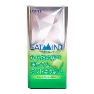 ★まとめ買い★ ロッテ EATMINT ディープグリーンノート 18g ×6個【イージャパンモール】|ejapan