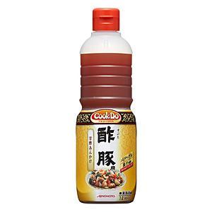 【キャッシュレス5%還元】【送料無料】★まとめ買い★ 味の素 CookDo 酢豚用 1190g ×6個【イージャパンモール】|ejapan