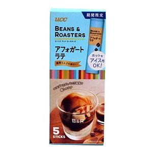★まとめ買い★ UCC BEANS&ROASTERSアフォガードラテ 5P ×6個【イージャパンモール】|ejapan