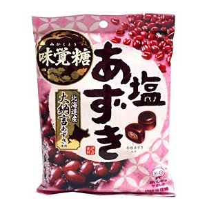 ★まとめ買い★ UHA味覚糖 塩あずき 109g ×6個【イージャパンモール】|ejapan