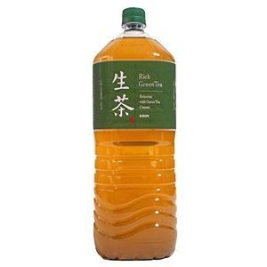 ★まとめ買い★ キリン 生茶 2L ×6個【イージャパンモール】 ejapan