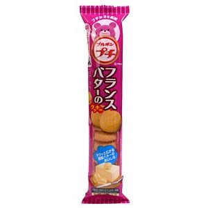 【キャッシュレス5%還元】★まとめ買い★ ブルボン プチ フランスバターのクッキー49g ×10個【...