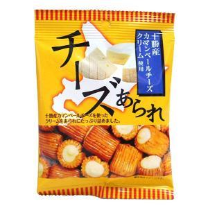 ★まとめ買い★ きらら 十勝カマンベールチーズあられ38g ×10個【イージャパンモール】|ejapan