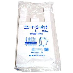 ★まとめ買い★ 福助 ニューイージーバッグL乳白 100枚 ×10個【イージャパンモール】|ejapan