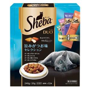 ★まとめ買い★ シーバ デュオ 旨みがつお味セレ...の商品画像