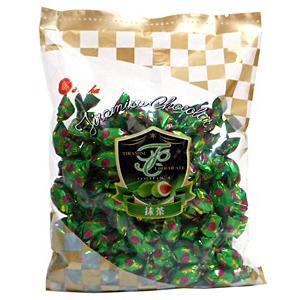 ユウカ ティラミスチョコレート 抹茶 385g 個包装 アーモンドチョコ バレンタイン 大容量 ばらまき 義理チョコ おやつの商品画像 ナビ