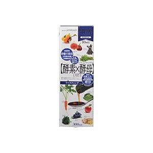 メタボリック イースト×エンザイムダイエット 濃密ドリンクタイプ 300ml ×12個【イージャパンモール】|ejapan