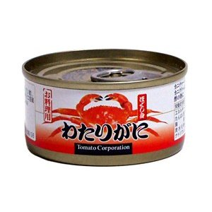 【送料無料】★まとめ買い★ トマトC わたりがに 60g (カニ缶) ×24個【イージャパンモール】|ejapan