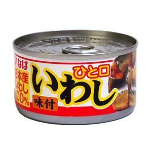 ★まとめ買い★ いなば いわし味付 EO 115g ×24個【イージャパンモール】|ejapan